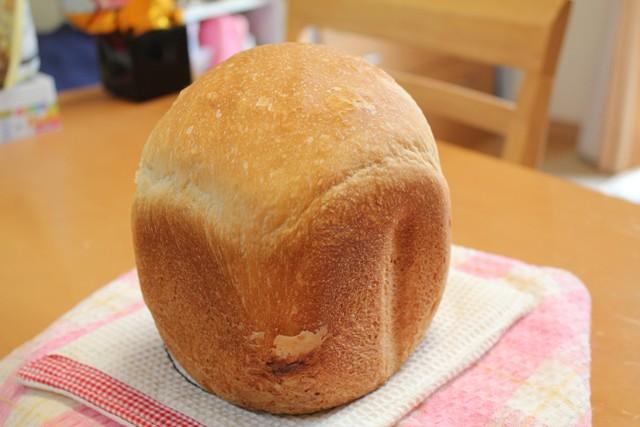 パンが焼けたよ