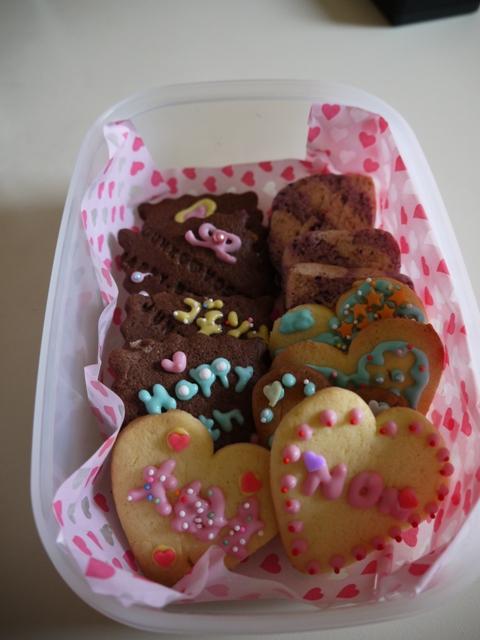 デコクッキー最高