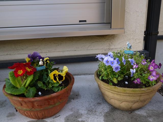 ガーデングその1