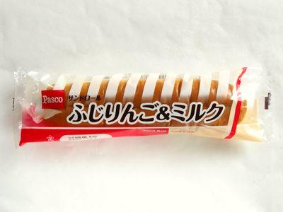Pasco--サンドロール ふじりんご&ミルク。