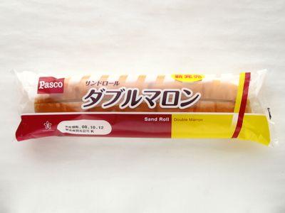 Pasco--サンドロール ダブルマロン。