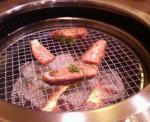 あぐらの「塩」焼き肉