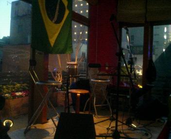 ブラジルの音楽(今日はお休み)