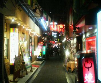 焼肉の街、鶴橋
