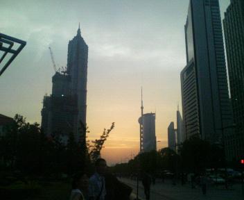 ようこそ上海