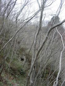 弥勒の岩穴