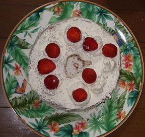 パパのバースデー・ケーキ