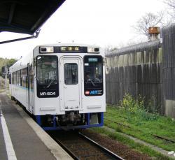 松浦鉄道帰り