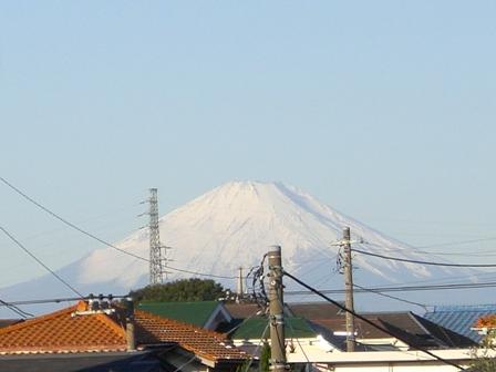富士山元旦