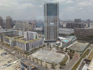 22階からの眺め