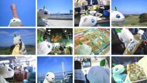 神戸と明石大橋