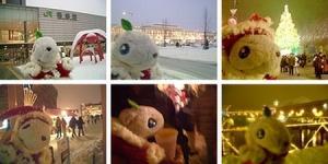 函館のクリスマスイベント