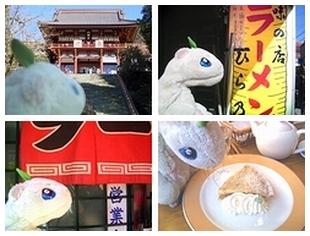 鎌倉で初詣