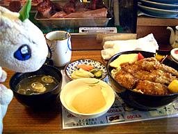 三崎ソースカツ丼