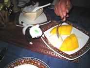 アジアのデザート