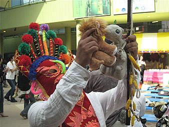 インティライミ祭(太陽の祭) in アスナル金山