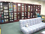 新玉川温泉 図書館