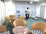 新玉川温泉 運動器具