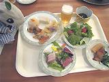 新玉川温泉 夕食