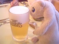 ペンションフレージェ ビール