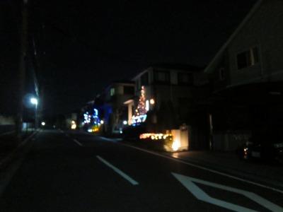 クリスマスイルミネーション (2)