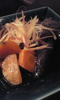 茄子の煮浸し