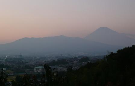 富士山 2008.10.18