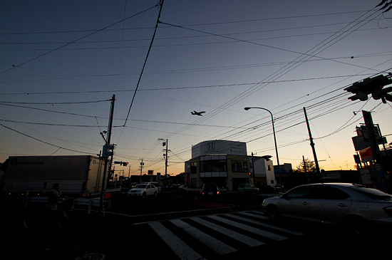 名古屋空港行き-10