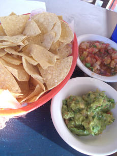 Chips,Salsa,Guacamole