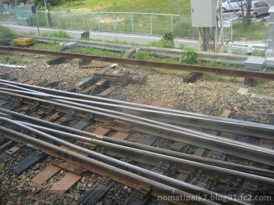神戸電鉄有馬線-有馬口