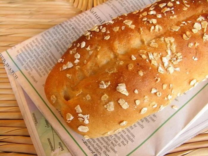 Oatmea Bread