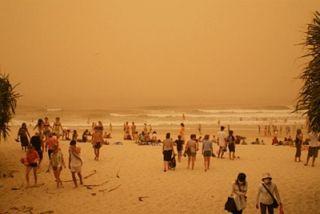 OGCオーストラリア留学サポートデスク ダストストームビーチ
