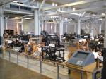 産業技術記念館(繊維機械館)