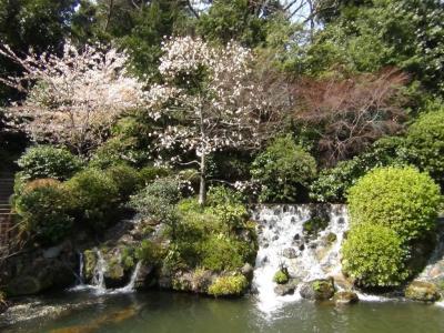 椿山荘庭園②
