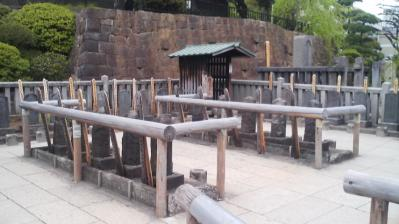 赤穂義士墓