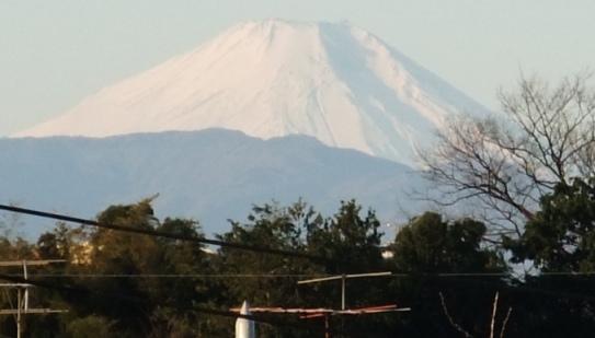 富士山 2009 1.1 修正