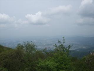 筑波山 男体山より