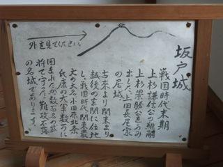 坂戸城 解説