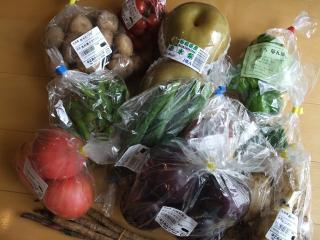 野菜ボックス 2