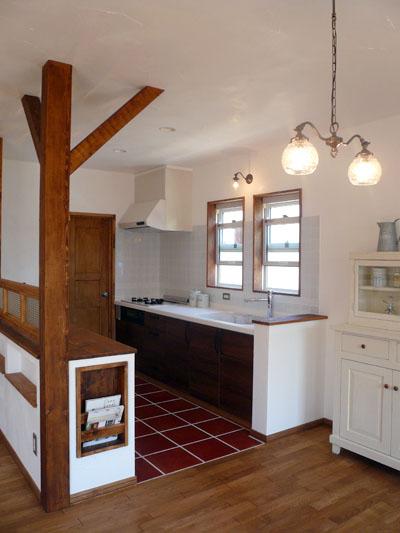 オープンハウス「キッチン」