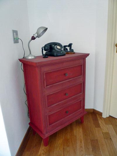 オープンハウス「電話台」