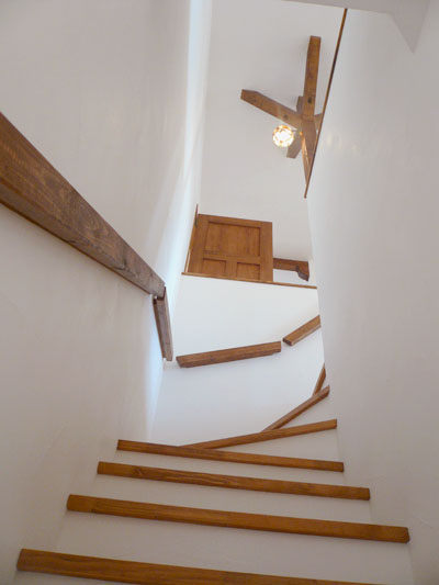 オープンハウス「階段」