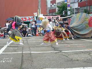 H200525金沢木越町獅子舞保存会