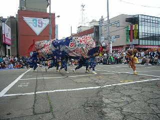H200525吉田町獅子方若連中