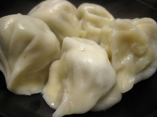 水餃子(第七)