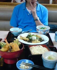 0809天丼ドーン