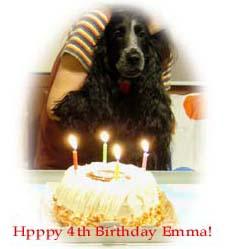 emmas 4th birthday