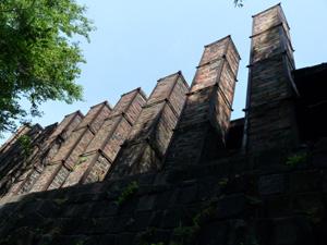 登窯の十連煙突