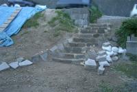 石階段完成2