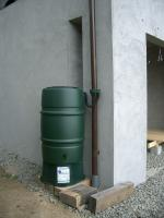 雨水タンク設置状況